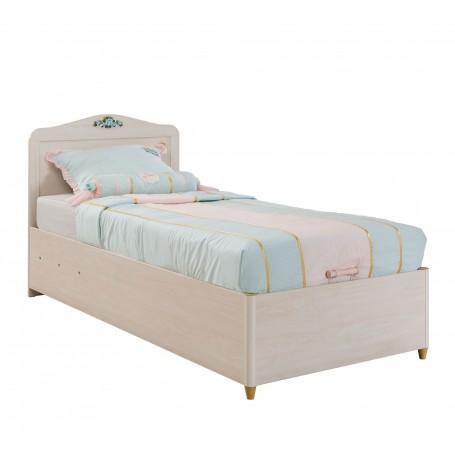 Flower säng med förvaring (90x190 Cm)