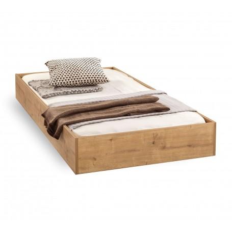 Mocha sänglåda (90x190 Cm)