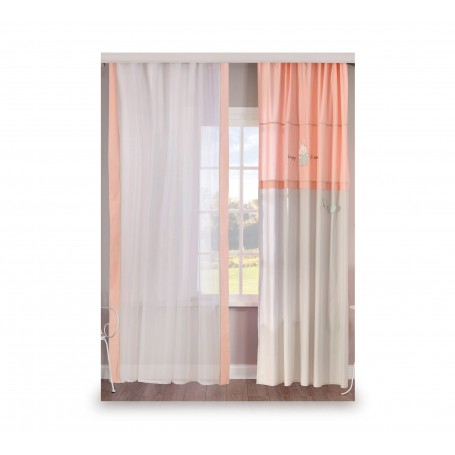 Happy draperi (150x260 Cm)