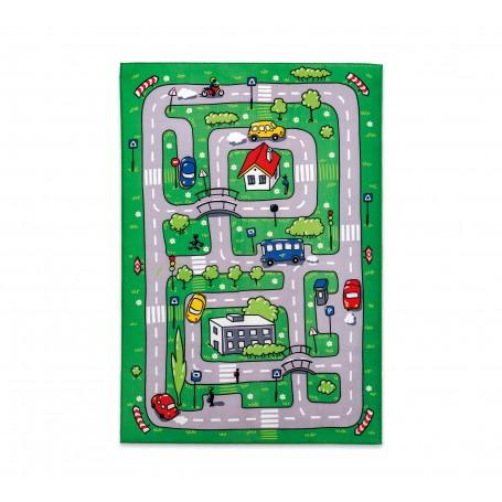 Mjuk Traffic matta (100x150 Cm)