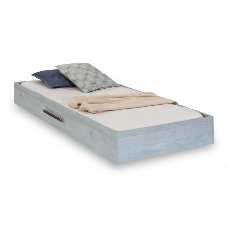 Trio sänglådor (90x190 Cm)