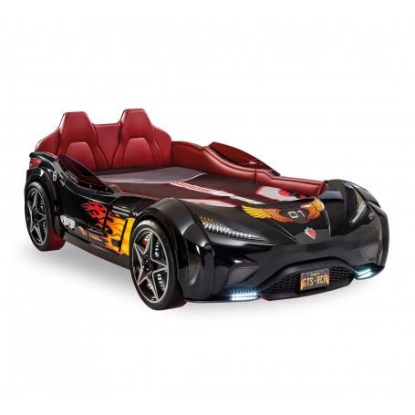 GTS bilsäng (svart)