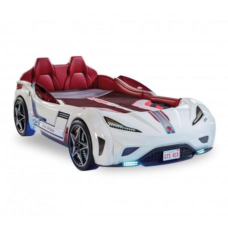 GTS bilsäng (vit)