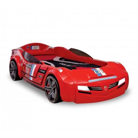 Biturbo bilsäng (röd)