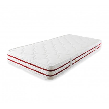 Bamboo sängsmadrasser (120x200x19 Cm)