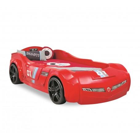 Turbo Max bilsäng (röd)