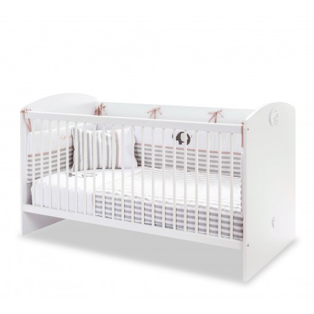 Baby Cotton spjälsäng (70x140 Cm)