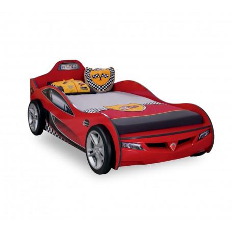 Coupe bilsäng (röd)