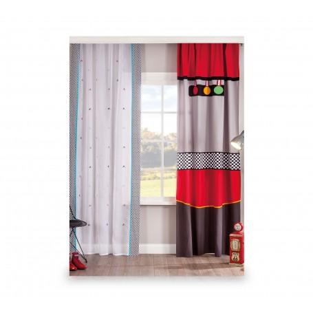 Nitro draperi (140x260 Cm)