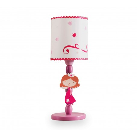 Lady bordslampa