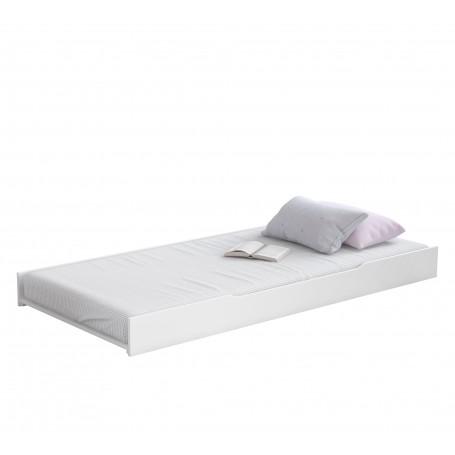 Daybed White sänglåda (90x200 cm)