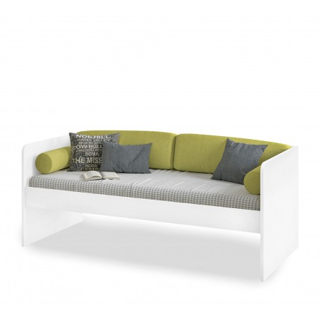 Studio White säng (90x200 cm)