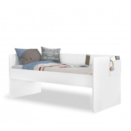 Studio White övresäng (90x200 cm)