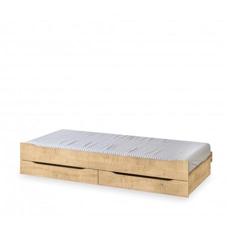 Mocha Studio sänglådor (90x200 Cm)