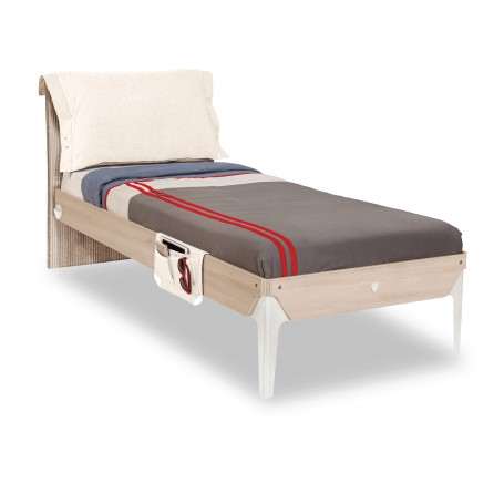 Duo säng (100x200 Cm)