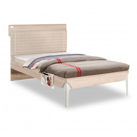 Duo Line säng (120x200 Cm)