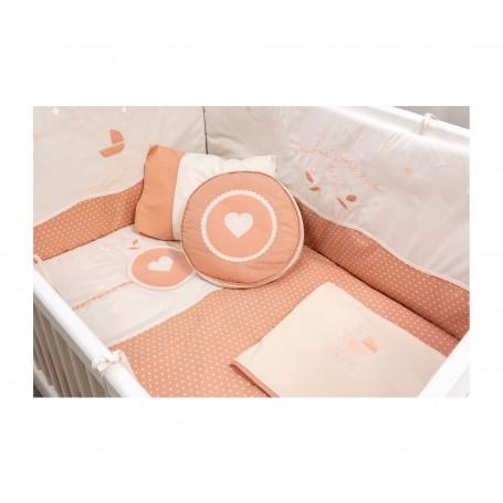 Romantic Baby spjälskydd (80x130 Cm)