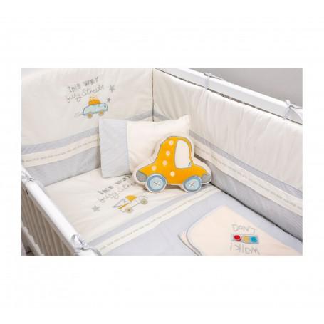 Cars Baby spjälskydd (80x130 Cm)
