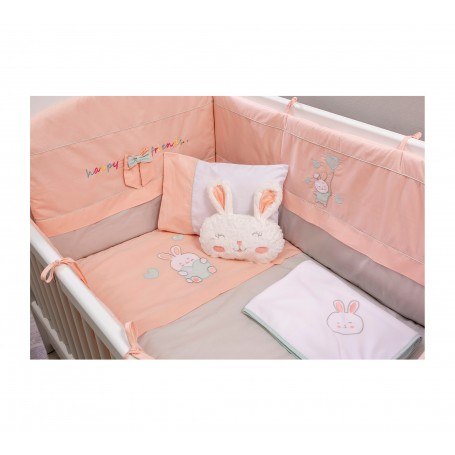 Happy Baby spjälskydd (80x130 Cm)