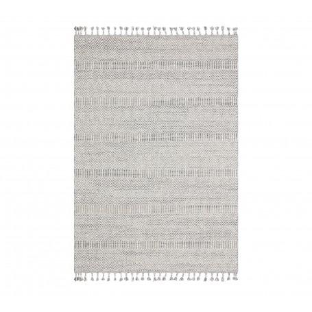 Pixel matta grå (130x190 Cm)