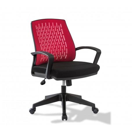 Comfort stol (röd)