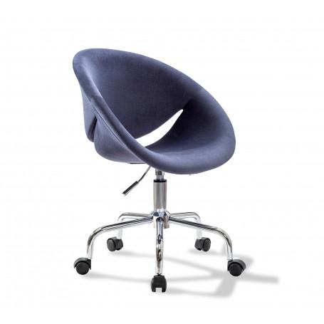 Relax skrivbordsstol (marinblå)