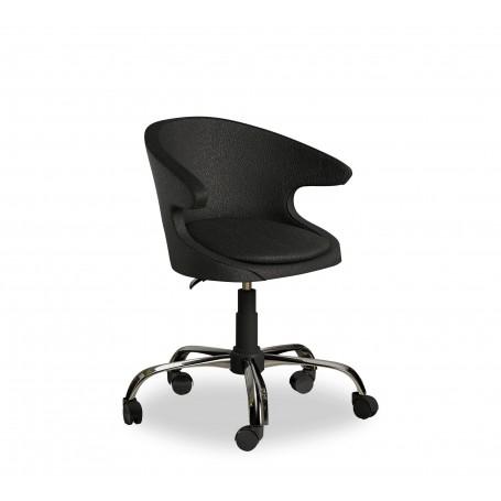 Pearl skrivbordsstol (svart)