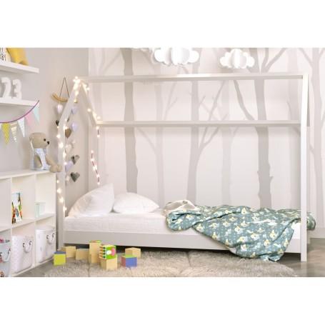 Bella barnsäng med madrass