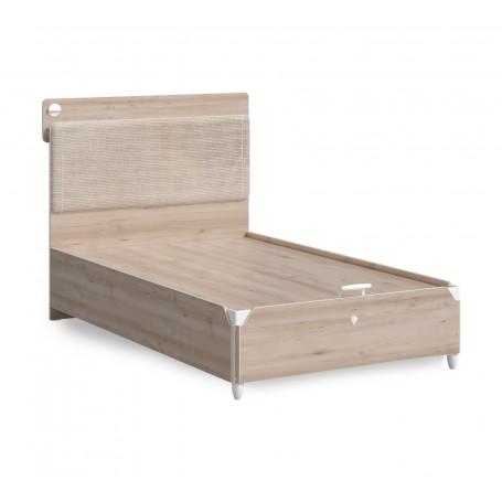 Duo2 säng med förvaring (120x200 Cm)