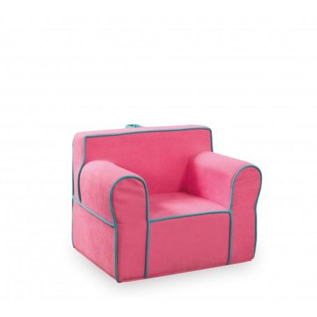 Komfort Kid fåtölj (rosa)