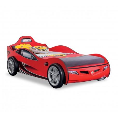 Race Cup bilsäng (röd)