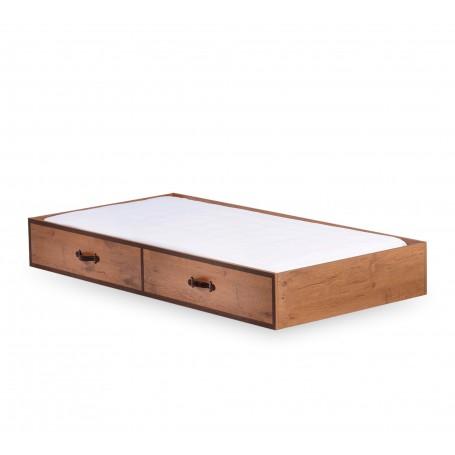 Pirat sänglåda (90x180 Cm)