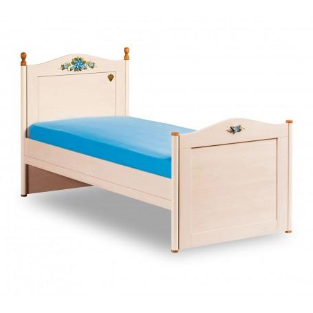 Flora säng (100x200 Cm)