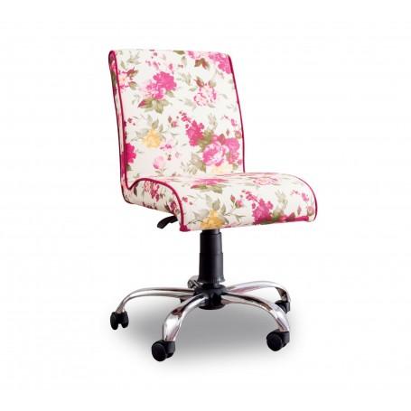 Flower mjuk skrivbordsstol