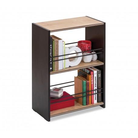 Black liten bokhylla