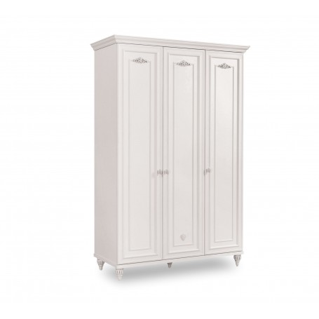 Romantica 3 dörrar garderob